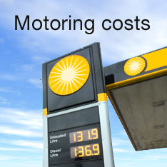 Motoring costs