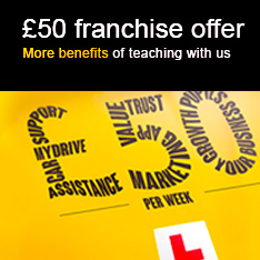 £50 franchise offer