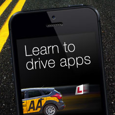 Learn to drive apps