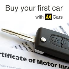 Buy your first car