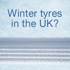 Winter tyres in the UK?