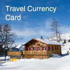 Travel Currency Card