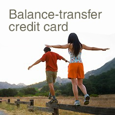 28 Month Balance Transfer credit card.