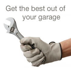 Get the best out of your garage