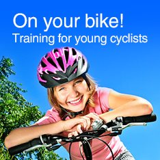 On your bike! Training for young cyclists