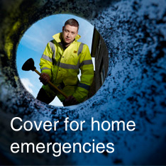 Cover for home emergencies