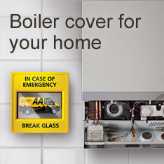 Boiler cover for your home