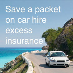 Save a packet on car hire excess insurance