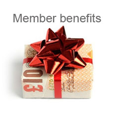 Benefits for AA members