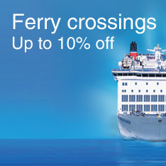 Set sail and save up to 15%