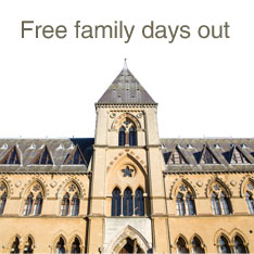 Free family days out