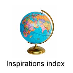 Inpirations index