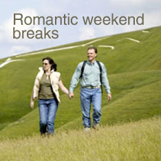 Romantic weekend breaks