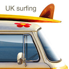UK surfing
