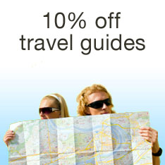 10% off travel guides