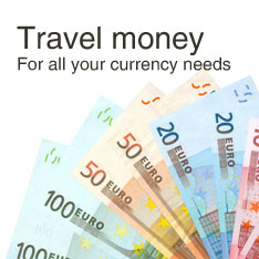 AA Travel money