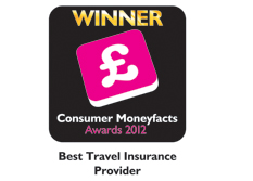 Consumer Moneyfacts Awards 2012