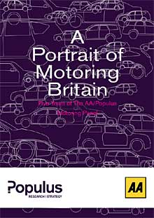 A portrait of motoring Britain