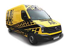 Mobile tyre fitting from AA Tyres is completely free