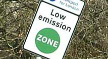 London Low Emissions Zone