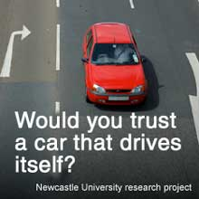 Newcastle University driving survey