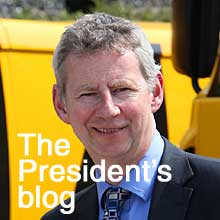 Read AA president Edmund King's blog