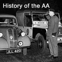 History of the AA