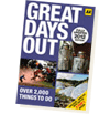 AA Shop - great days out guide