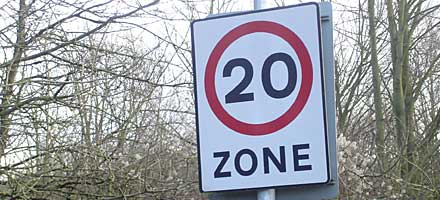 Slow down and consult on 20mph zones, AA members tell councils