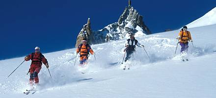 Winter sports travel insurance is a must