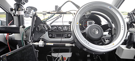 Robot drivers are used for accurate alignment, control and repeatability