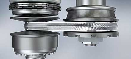 Bosch manufacture CVT push belts