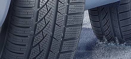 Tyres are taken for granted by millions of motorists