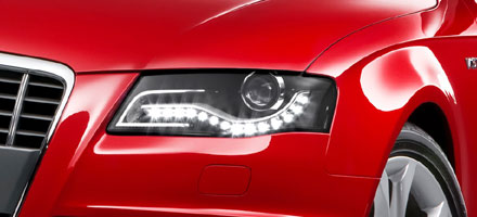 Daytime running lights are designed to come on automatically when the engine is started