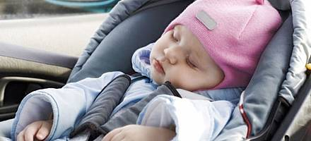 It is better to keep children in rear-facing restraints for as long as possible