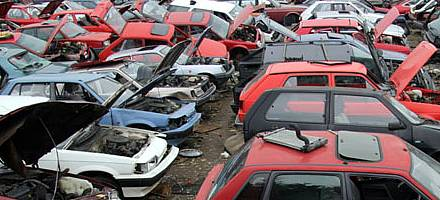 Buy with care to make sure you don't end up with a car that belongs on the scrapheap