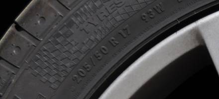 British standard BS AU159 sets out the rules for repairs to car tyres