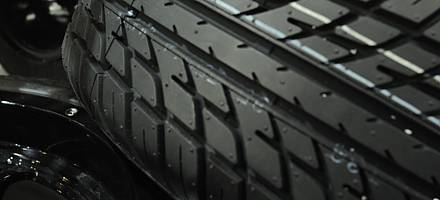 Tyre manufacturers have been working to develop new products that can deliver good performance in both rolling resistance and wet braking performance