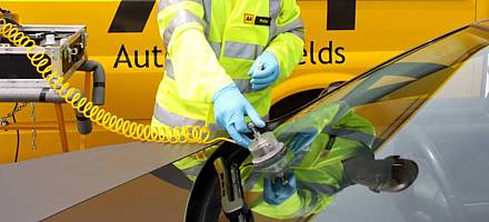 The UK's pothole-ravaged roads have contributed to a 30 per cent jump in windscreen damage this year, according to AA Glass