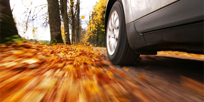 Avoid being caught out by the seasonal change in driving conditions
