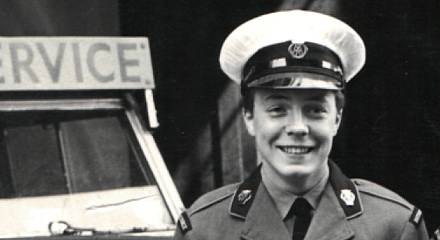 Jim joined the AA in August 1966 as a 16-year-old cadet
