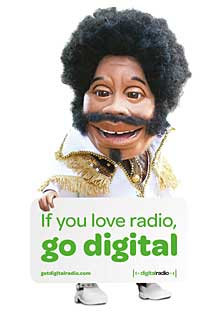'D Love' the UK's digital radio evangelist