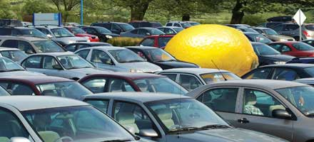 Third of used-car buyers have 'bought a lemon' AA Cars research shows