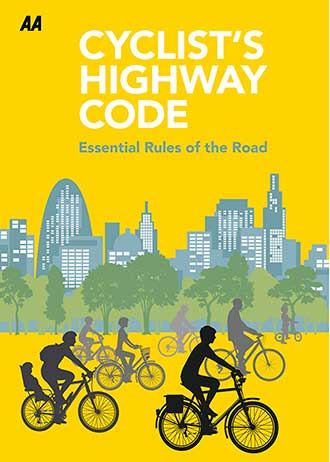 The new AA Cyclist's Highway Code has been designed as a companion guide for cyclists and parents of children learning to ride safely
