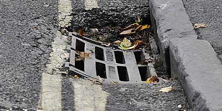 Nearly 50% of AA members say road drainage no better than during winter storms