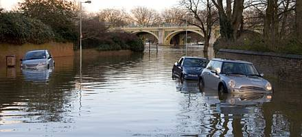 Floods cause road and rail problems – AA breakdown update