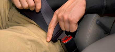January 31st is the 30th anniversary of the UK's first (front) seat belt law coming into force