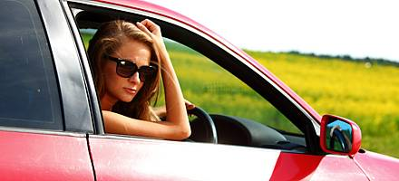 Sunglasses sold for general use can be too dark or unsuitable for driving