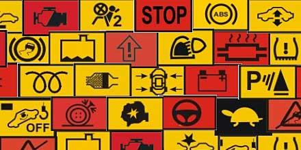 AA App deciphers warning light hieroglyphs  AA