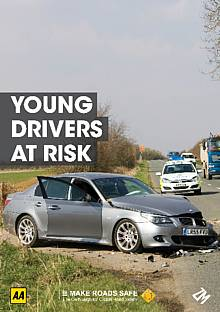 Young drivers at risk